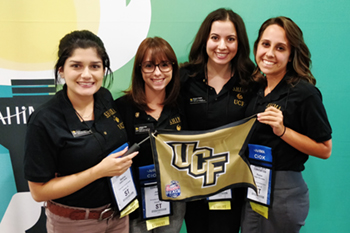 Health Management and Informatics Students Recognized at ...