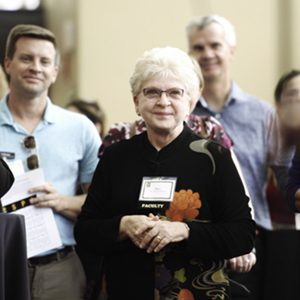 School of Public Administration Honors Dr. Mary Ann Feldheim