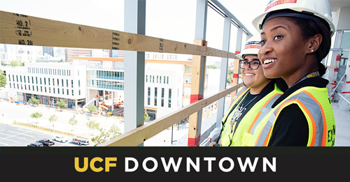 The College of Community Innovation and Education - UCF Downtown
