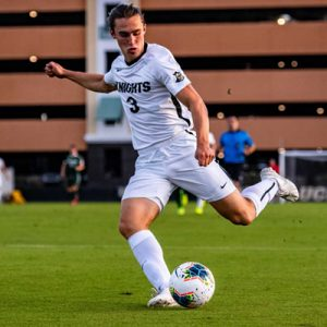 UCF Soccer Stars Headed for Pro Leagues