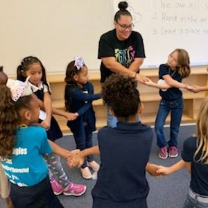 Crystal Lake Elementary Making Strides as Polk's First Community Partnership School