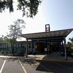 Construction of Outdoor Classroom Fosters Learning at Sabal Palm