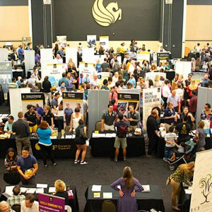 UCF Hosts Its 1st Virtual Grad Fair Series Beginning this Month