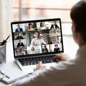 Even Virtual Meetings Can Have Powerful Lessons