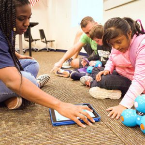 New Study Explores Effectiveness of Using Robots to Teach STEM Lessons, Communication Skills